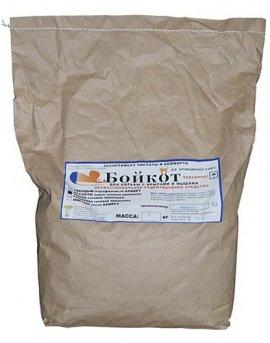 БОЙКОТ гранулы (бромадиалон 0,005%)
